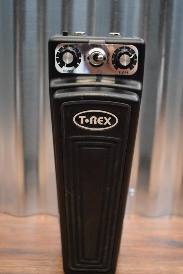 T-Rex Engineering Shafter Triple Voice Wah Electric Guitar Effect Pedal Demo 999