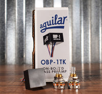 Aguilar OBP-1TK Separate 2 Band Boost 9 or 18 Volt On Board Bass Preamp