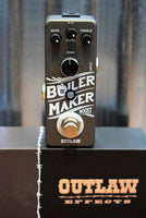 Outlaw Effects Boilermaker Boost 20db  Guitar Effect Pedal