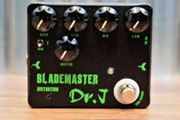 DR J Blademaster D58 Distortion Guitar Effect Pedal Dr. Joyo Demo