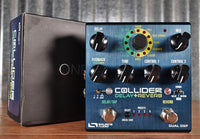 Source Audio SA263 One Series Collider Delay & Reverb Guitar Effects Pedal