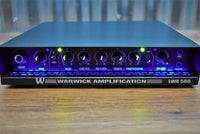 Warwick LWA500 500 Watt Light Weight Bass Amplifier Head LWA 500