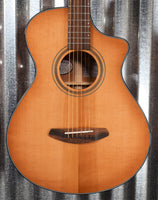 Breedlove Organic Signature Concertina Copper CE Torrefied Acoustic Electric Guitar & Bag #4347