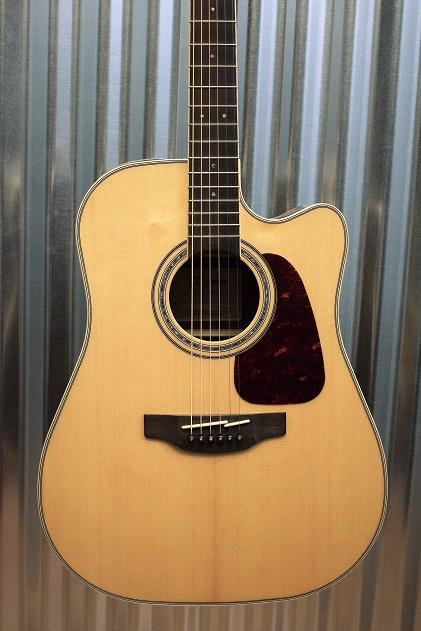 Takamine GD90CE ZC Natural Sprice Ziricote Acoustic Electric Guitar & Bag #135