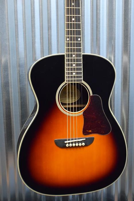 Washburn WSD5240STSK Solid Spruce Top Acoustic Guitar & Hardshell Case #0362