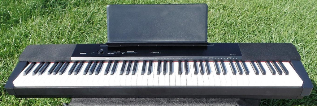 Casio Privia  PX-150 BK 88-Key Weighted Touch Sensitive Digital Piano PX150