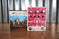 Earthquaker Devices EQD Astral Destiny Octave Reverb Guitar Bass Effect Pedal