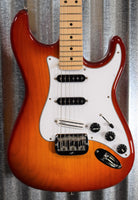 G&L USA Legacy Cherryburst with DiMarzio Super Distortion Guitar & Case #6966 Used