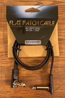 Warwick Rockboard Flat Patch Guitar Bass Pedalboard Cable 60 cm 23.62