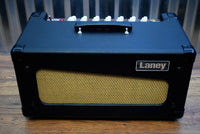 Laney Cub-Head All Tube 15 Watt Class AB 1 Channel Guitar Amplifier Head Demo