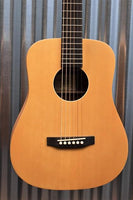 Recording King RD-A3MQ Solid Spruce Top Baby Mini-Dreadnought Acoustic Guitar & Bag #278