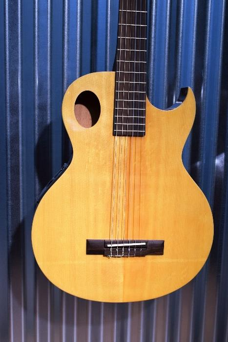 Washburn EACT42S Acoustic Electric Thin Classical Guitar #354