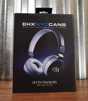 Electro-Harmonix EHX NY Cans Wireless Rechargeable Bluetooth Headphones