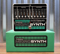 Electro-Harmonix EHX Bass Micro Synth Guitar Effect Pedal