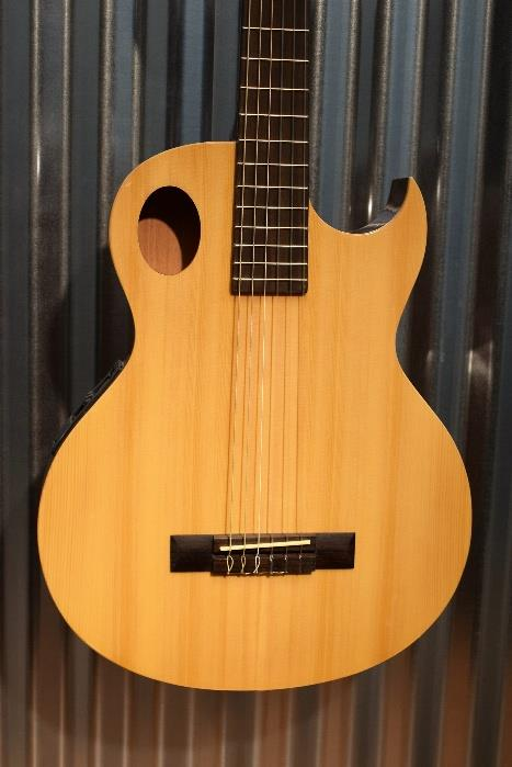 Washburn EACT42S Acoustic Electric Thin Classical Guitar #981
