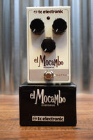 TC Electronic El Mocambo Overdrive Guitar Effect Pedal