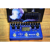 Mooer Audio Ocean Machine Devin Townsend Guitar Effect Pedal Delay Reverb Looper