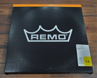 Remo BA-0114-00 Ambassador Coated 14