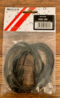 Mooer Audio PDC-5S 5 Straight Connector Daisy Chain Effect Pedal Power Cable