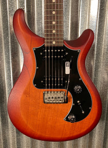PRS Paul Reed Smith USA S2 Standard 24 Dark Cherry Sunburst Satin Guitar & Bag #8029