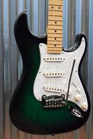 G&L Guitars USA Legacy Greenburst Electric Guitar & Case 2016 #6979