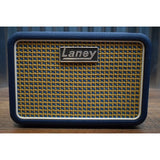 Laney Mini Stereo Lionheart Battery Powered Portable Stereo Guitar Combo Amplifier MINI-ST-LION Demo