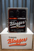 Electro-Harmonix EHX Bass Blogger Overdrive Fuzz Guitar Effect Pedal