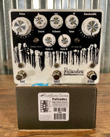 Earthquaker Devices EQD Palisades Mega Ultimate Overdrive V2 Guitar Effect Pedal Demo
