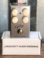 J. Rockett Audio Designs GTO Guthrie Trapp Overdrive Guitar Effect Pedal