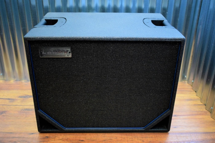 "Laney N210 300 Watts 2x10"" Neodymium Bass Guitar Amplifier Speaker Cabinet Demo"