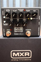 Dunlop MXR M80 Bass DI + Direct Box & Preamp Guitar Effect Pedal