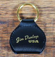 Dunlop 5200SI Picker's Pouch Keychain JD USA Guitar Pick Holder