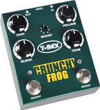 T-Rex Engineering Crunchy Frog Classic Overdrive with Boost Guitar Effects Pedal