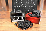 One Control Distro Minimal Black Pack Power Supply Distribution & Cables