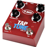 T-Rex Engineering Tap Tone Tap Tempo Delay Guitar Effects Pedal Demo #218
