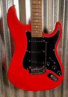 G&L USA Fullerton Custom Legacy Rally Red Guitar & Case 2018 #1036