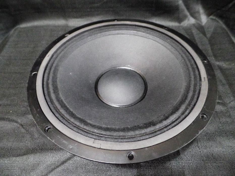 "Wharfedale Pro D-081 400 Watt 8 Ohm 12"" Replacement Bass Woofer Speaker LIX-12"