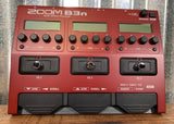 Zoom B3n Programmable Multi-Effect Bass Guitar Effect Pedal
