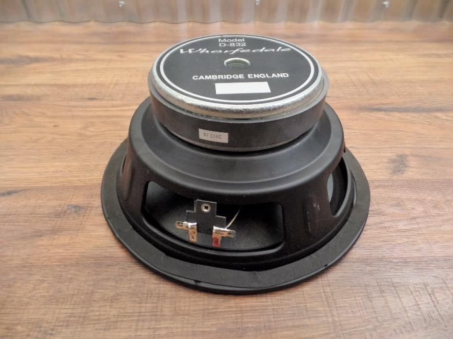 Wharfedale Pro D-832 10 Driver 16 Ohm Cast Frame Replacement Speaker