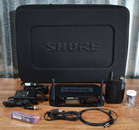 Shure GLXD14-93-Z2 Digital Wireless Presenter System with WL93 Lavalier Microphone Demo