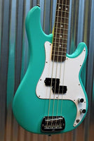 G&L Guitars USA LB-100 Belair Green 4 String Bass & Case LB100 2016 #7676