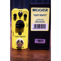 Mooer Audio Funky Monkey Auto Wah Guitar Effect Pedal