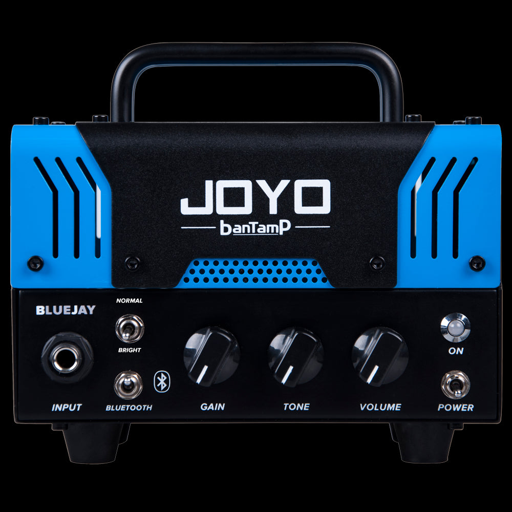 Joyo Bantamp Bluejay Mini 20 Watt Hybrid Tube Bluetooth Amplifier