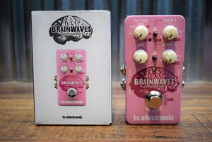 TC Electronic Brainwaves Pitch Shifter Guitar Effect Pedal