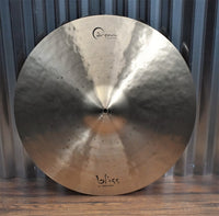 Dream Cymbals BCRRI22 Bliss Hand Forged & Hammered 22