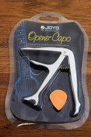 Joyo JCP-02 Opener Capo Acoustic or Electric Guitar End Pen Puller Bottle Opener