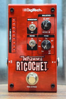 Digitech Whammy Ricochet Pitch Shift Guitar Effect Pedal Demo