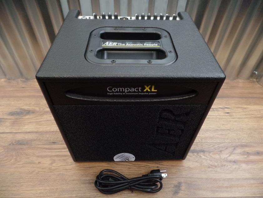 AER Compact XL 200 Watt Combo Amplifier for Acoustic Guitar #0089