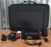 Shure GLXD14-85-Z2 Digital Wireless Presenter System with WL185 Lavalier Microphone Demo
