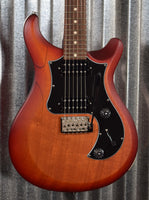 PRS Paul Reed Smith USA S2 Standard 24 Dark Cherry SB Satin Guitar & Bag 2019 #8029 Used